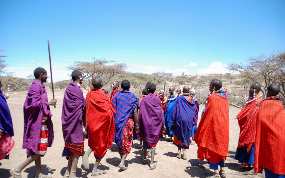 Laissez le temps vous prendre en Tanzanie